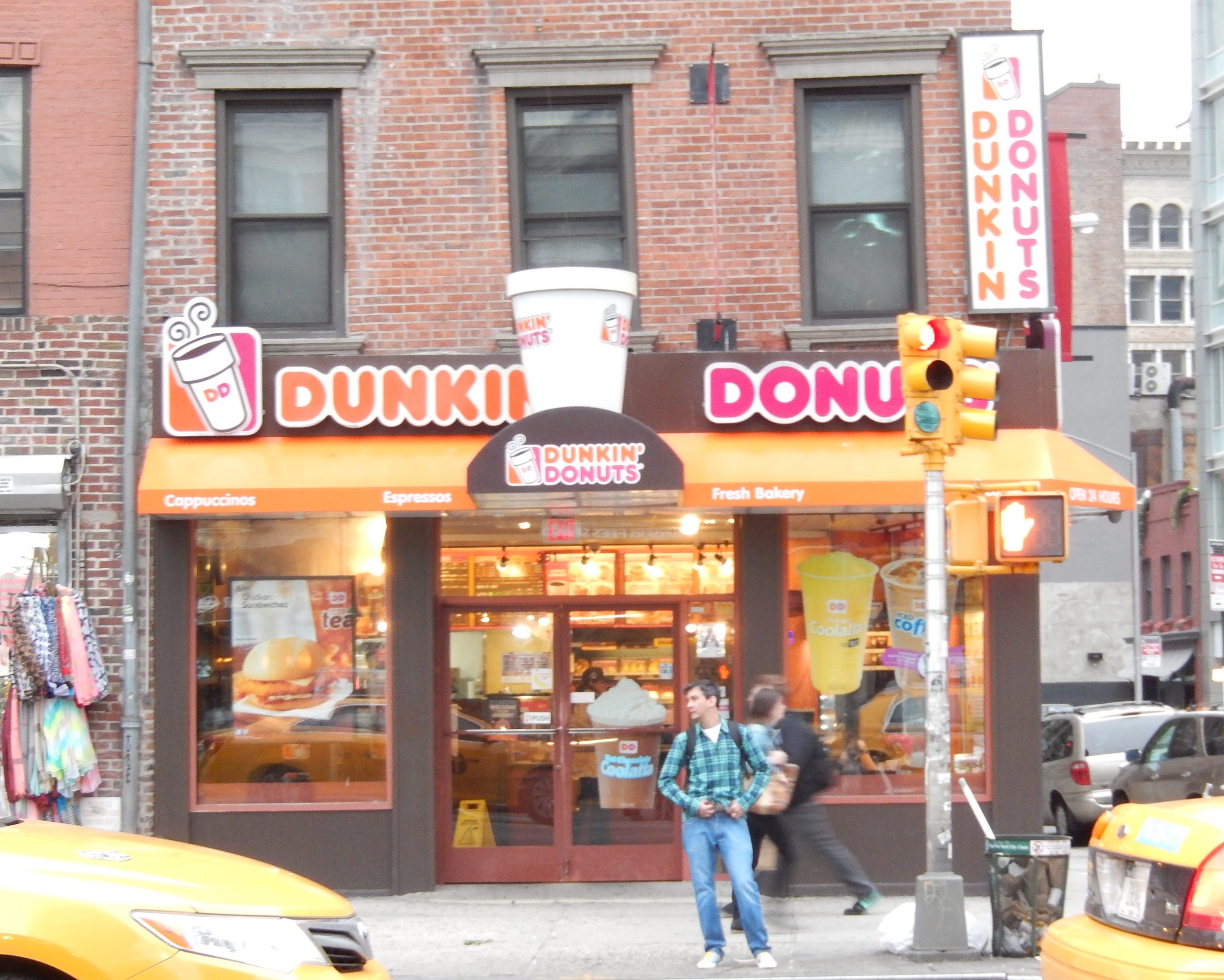 Donuts Coney Island